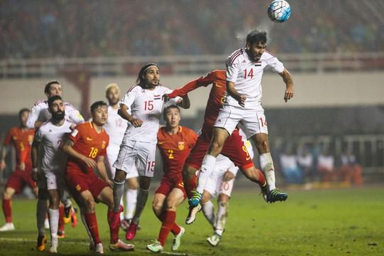 Đội tuyển Trung Quốc chịu chỉ trích từ báo chí lẫn cựu danh thủ sau thất bại nhục nhã trước Syria