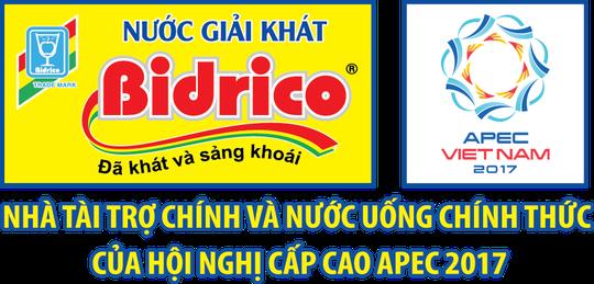 Đón Xuân sảng khoái cùng nước giải khát Bidrico