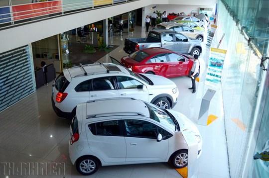 Cuối năm được xem là thời điểm vàng để người Việt sắm ô tô