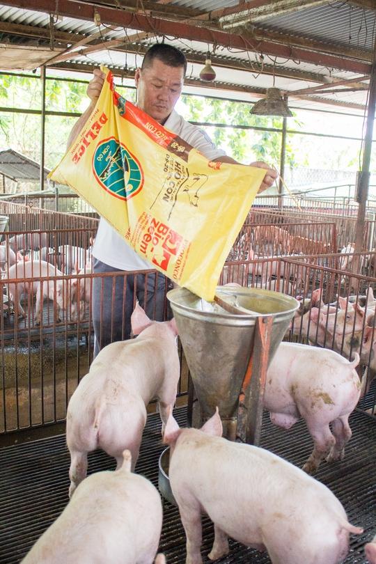 Ngành tiêu dùng nông nghiệp (Consumer Agri) sẽ là động lực tăng trưởng cho Masan trong tương lai.