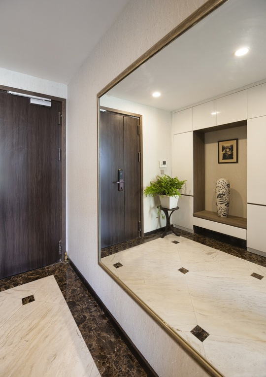 Thăm nhà của người chuyên thiết kế nhà đẹp