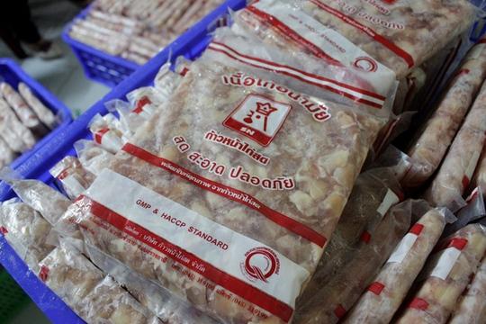 Bao bì sản phẩm in chữ Thái Lan nhưng không có chứng từ xác nhận nguồn gốc xuất xứ