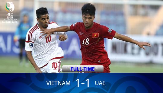 U19 Việt Nam cần hạn chế đá rắn để không mắc lại sai lầm đáng tiếc như trận đấu với U19 UAE