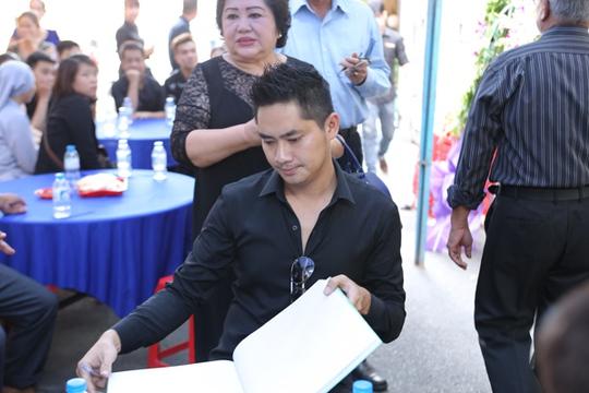 Nghệ sĩ Minh Luân
