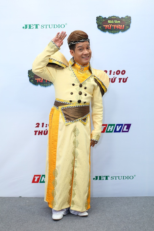 Giám khảo Minh Nhí