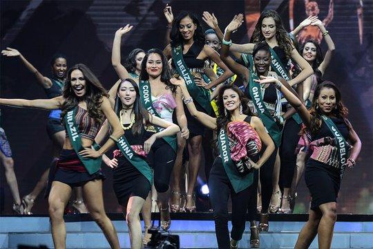 Cuộc thi Hoa hậu Trái Đất năm nay bị nhận xét giống như một cuộc thi nhan sắc ao làng