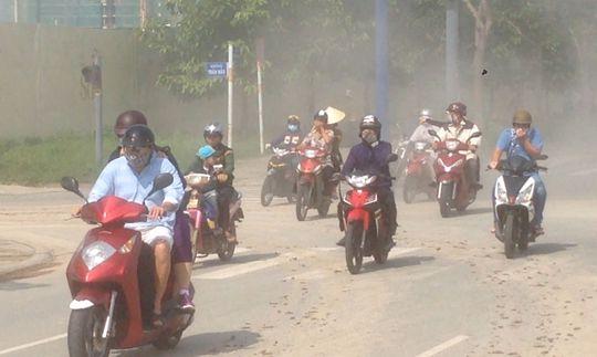 Ô nhiễm không khí nguyên nhân gây bệnh hô hấp, tim mạch