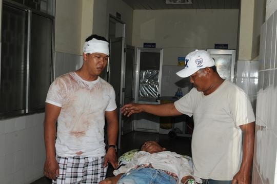 Chỉ vì tranh chấp lối vào lô đất, gia đình hai anh em ruột ẩu đả khiến 7 người bị thương