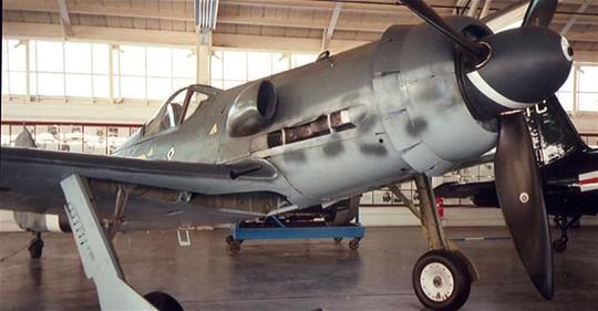 Một chiếc FW-190A3. Ảnh: hurriyet daily news