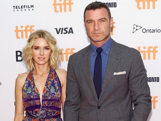 Naomi Watts và Liev Schreiber tan vỡ sau 11 năm gắn bó