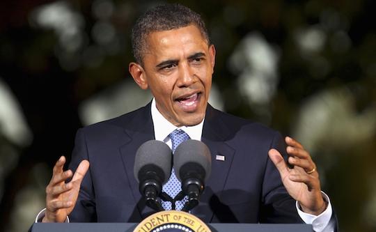 Tổng thống Obama hôm 17-11 khẳng định việc đầu tiên là giúp đỡ Tổng thống đắc cử Donald Trump ổn định với vai trò mới. Ảnh: Reuters