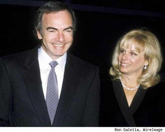 Danh ca Neil Diamond và cuộc ly hôn gân 1 tỷ USD