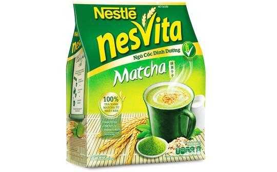 Ngũ cốc dinh dưỡng NESVITA Matcha