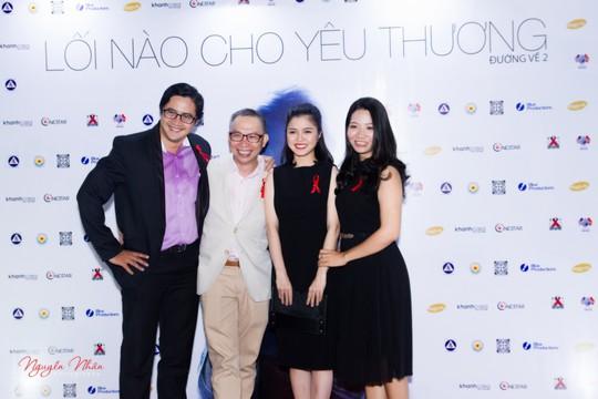 Ngọc Tưởng, Phạm Hoài Nam, Hoàng Vân Anh và Lương Duyên