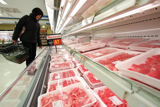 """Những """"thủ phạm"""" ẩn nấp trong siêu thị có thể lây nhiễm bệnh"""