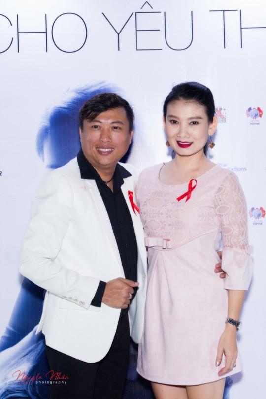 Anh Phong và NS Mỹ Uyên