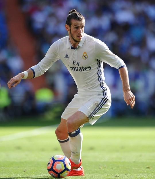 Gareth Bale vẫn là ngôi sao đắt giá nhất của Real Madrid