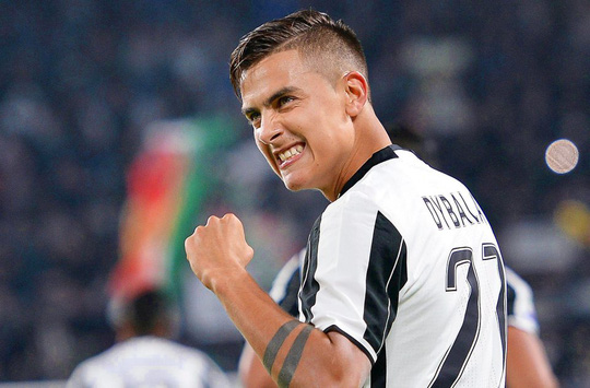 Dybala của Juventus