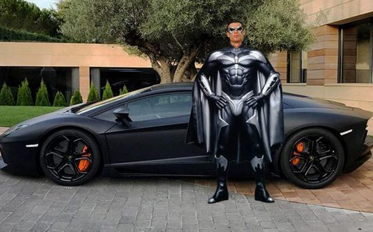 Batman CR7