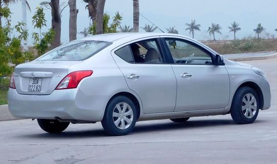 5 mẫu sedan rẻ nhất dành cho khách hàng Việt