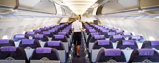 Chỗ ngồi tốt sẽ giúp hành khách có một chuyến bay thoải mái. Ảnh: BBC