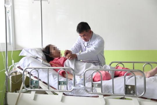 Sau 90 giờ cho tim nghỉ ngơi, bệnh nhân đã được cứu.