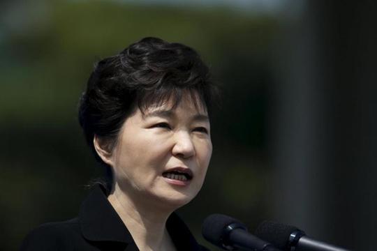 Tổng Thống Hàn Quốc kêu gọi người dân Triều Tiên đào tẩu sang nước mình. Ảnh: Reuters