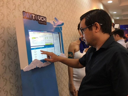 Paytouch chính thức được triển khai từ ngày 27-12