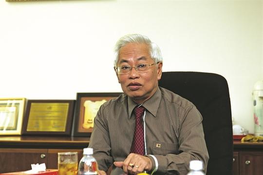 Ông Trần Phương Bình - Cựu TGĐ Ngân hàng Đông Á (DongA Bank).