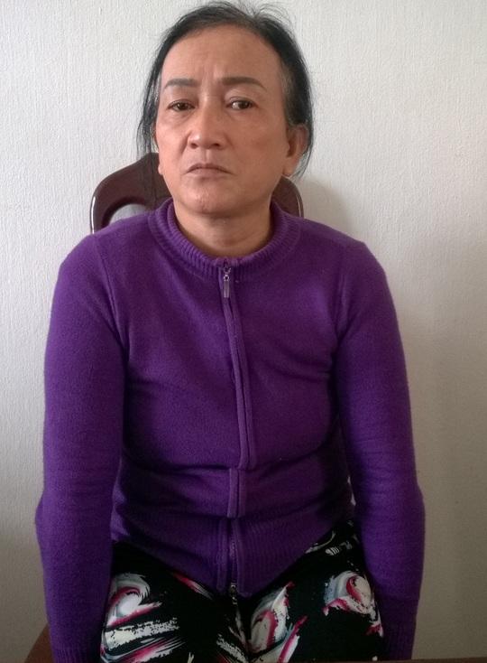 Bà Minh ra đầu thú sau 15 năm trốn truy nã