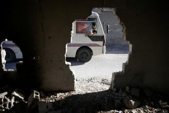 Nỗ lực chấm dứt cuộc chiến Syria rơi vào bế tắc. Ảnh: Reuters