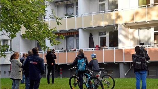 Căn hộ của nghi phạm ở Chemnitz trong thời điểm bị