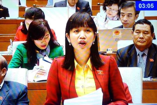 ĐB Điểu Huỳnh Sang (Bình Phước): Bạo lực gia đình đã trở thành vấn nạn xã hội đáng báo động - Ảnh chụp qua màn hình