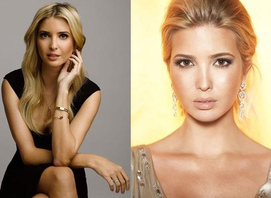 Ái nữ của Tổng thống Donald Trump sở hữu vẻ đẹp trẻ trung, rạng rỡ. Ảnh: Youthfulhabits.
