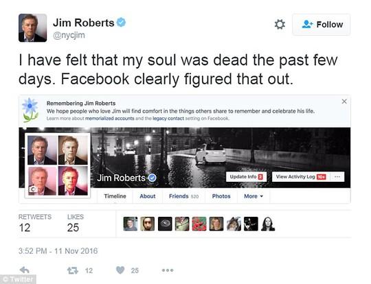 Hàng loạt chủ nhân tài khoản Facebook đang sống nhưng lại bị tưởng nhớ như đã chết!