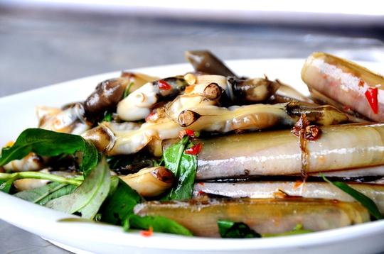 Những món ốc ở Sài Gòn chỉ nhìn thôi đã phát thèm