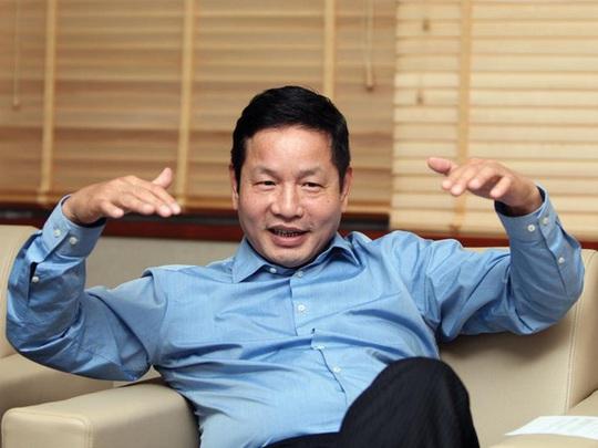 Ông Trương Gia Bình - Chủ tịch HĐQT CTCP FPT