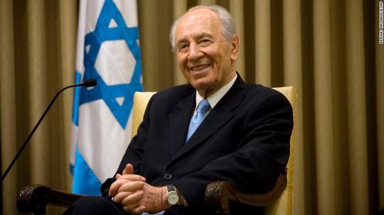 Ông Peres là một trong những chính trị gia cuối cùng của Israel từ thời lập quốc năm 1948. Ảnh: AP