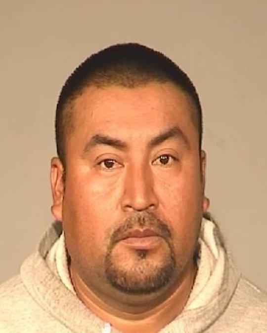 Người cha lãnh án 1.503 năm tù vì hãm hiếp con gái. Ảnh: Fresno Bee