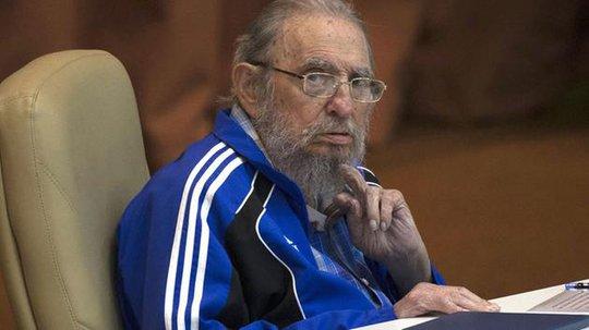 Cựu lãnh đạo Cuba Fidel Castro Ảnh: ABC