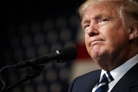 Ông Trump đang nắm giữ 306 phiếu đại cử tri so với bà Clinton chỉ có 232 phiếu. Ảnh: AP