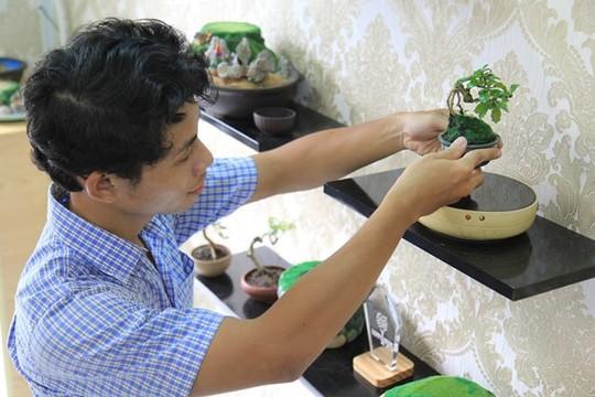 Trung bình mỗi chậu bonsai đơn giản có giá 1,7 triệu đồng. Ảnh: Happy Trees.