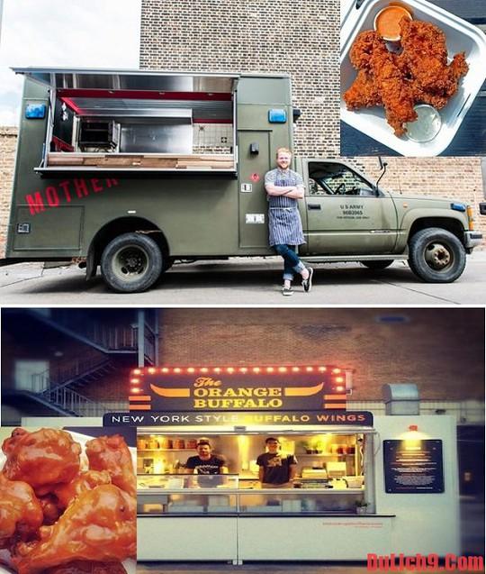 Những món ăn đường phố khi du lịch nước Anh