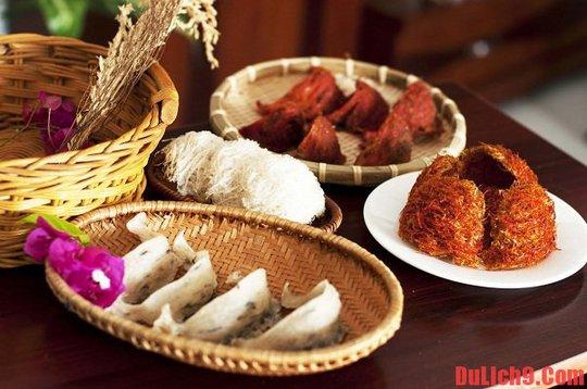 Những đặc sản nên mua làm quà khi du lịch Nha Trang