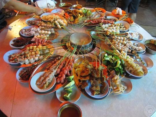 Ẩm thực Malaysia khiến du khách bất ngờ bởi sự đa dạng