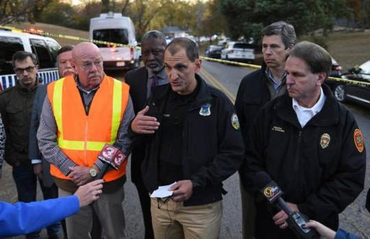 Cảnh sát cho biết tài xế xe buýt hoàn toàn hợp tác với cuộc điều tra. Ảnh: AP