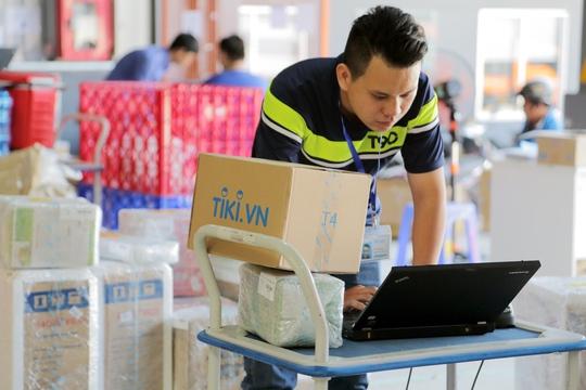 Trung tâm dịch vụ hậu cần của Tiki hiện rộng lên đến 6.000 m2