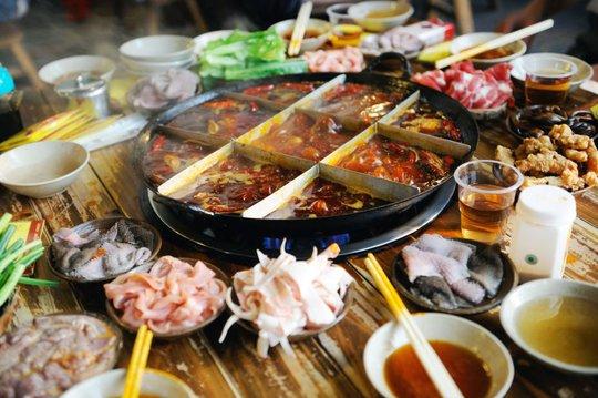 Trung Quốc là cái nôi của loại hình ẩm thực này