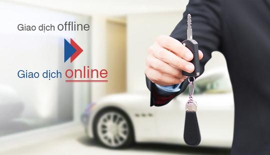 Tìm kiếm thông tin online, xu hướng mới của người mua xe