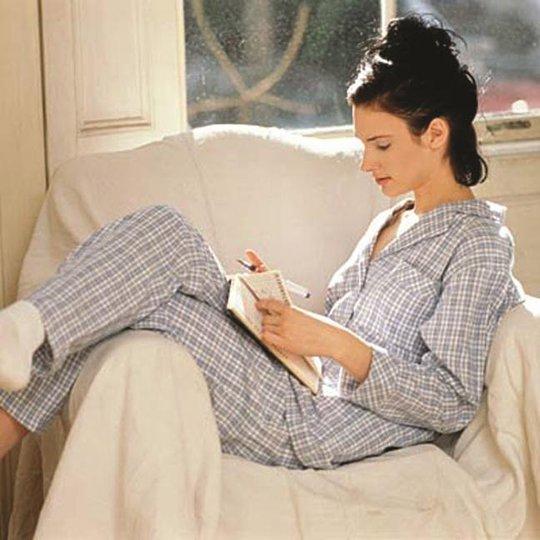 Chọn đồ ngủ loại vải bông - ẢNH: HEALTH